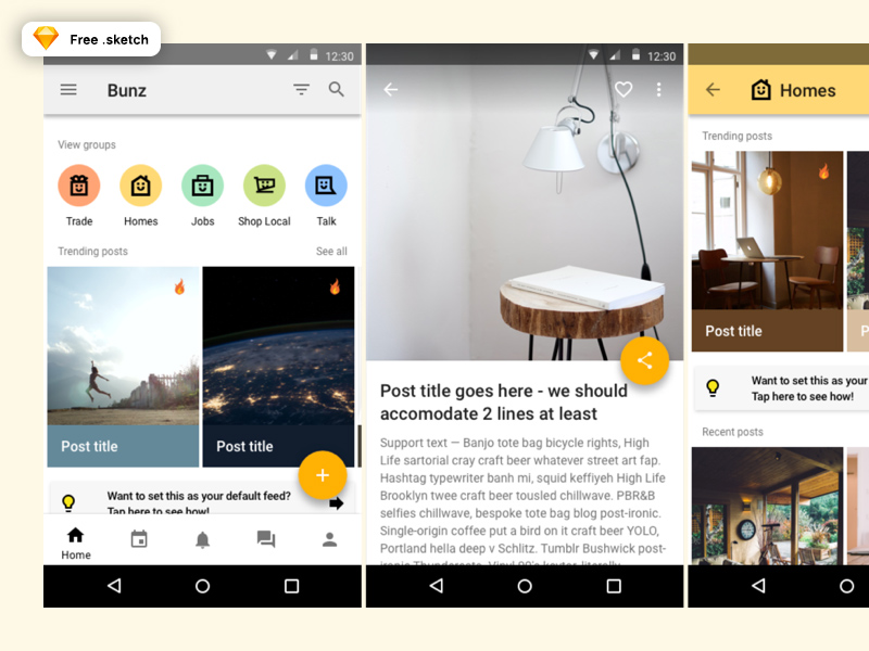 social media apps for android
