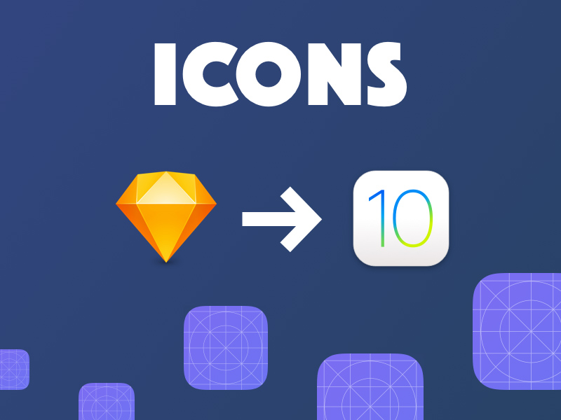 Ios 10 app icon template for sketch freebie download sketch ios 10 app icon template for sketch maxwellsz