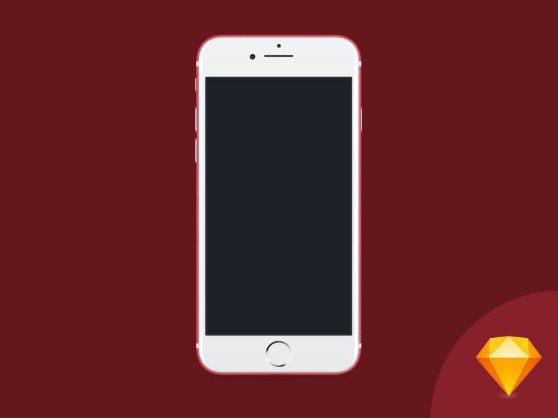 iphone 7 mockup
